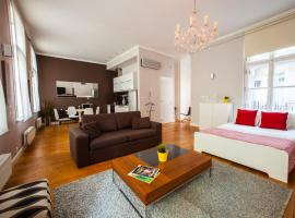 Millennium Serviced Apartments Budapest Ungern