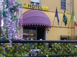 A picture of the hotel: Hotel Violetta