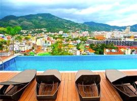 Bliss Patong Modern 1 bedroom Apartment Patong Beach Thailand