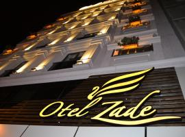 Hotel Zade Erzurum Turkey