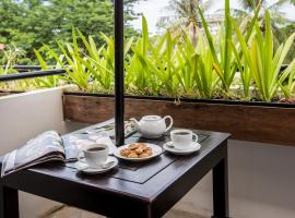 Hollywood Angkor Boutique Hotel Siem Reap Cambodia