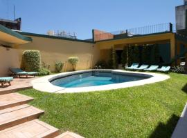 Hotel near Corrientes airport : Hotel Corrientes Plaza