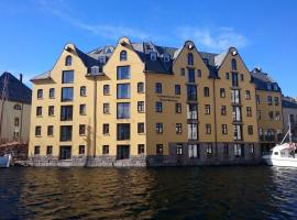 Clarion Collection Hotel Bryggen Ålesund Norway