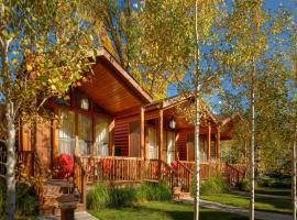 Hotel Photo: Rustic Inn Creekside Resort and Spa at Jackson Hole