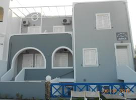 Rooms to let Rena Monólithos Greece