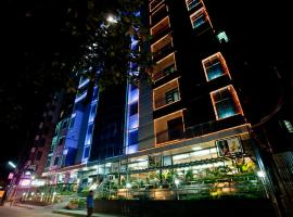 Well Park Residence Boutique Hotel & Suites Chittagong バングラデシュ
