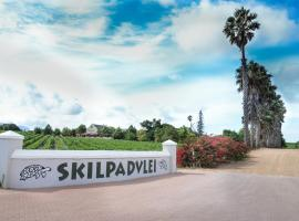 Skilpadvlei Wine Farm Stellenbosch South Africa