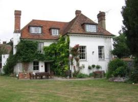 Hotel near Manston airport : Durlock Lodge