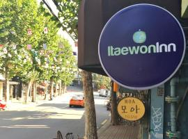 Hotel Photo: Itaewon Inn