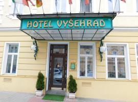 Hotel Vysehrad Prague Czech Republic
