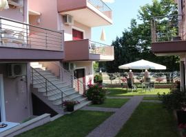 Yasoo Holiday Apartments Olympiada Greece