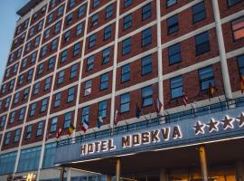Hotel Photo: Interhotel Moskva