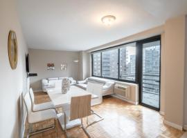 A picture of the hotel: The Ideal 2 Bedroom Getaway by Central Park UWS