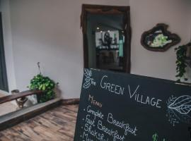 The Green Village Eco Boutique Hotel Playa del Carmen Mexico