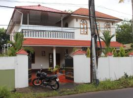 Brown Residency Alleppey India