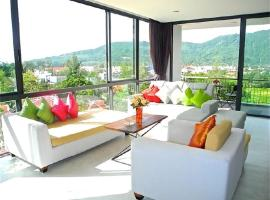 Kamala Resort & SPA 1 bedroom Sea View Apartment Kamala Beach Thailand