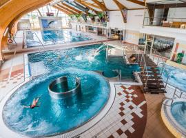 Hotel Photo: Hotel i Aquapark Olender