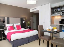 Hotel photo: Odalys City Rennes Lorgeril