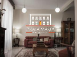 A picture of the hotel: Boutique Hotel Praia Maria