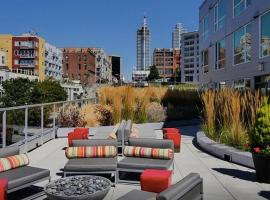 Hotel Photo: Belltown Waterfront Suites by Barsala