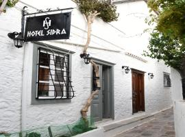 Sidra Hotel Hydra Greece