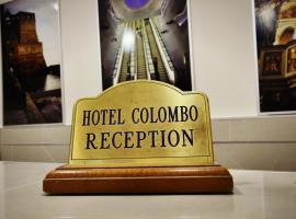 A picture of the hotel: Hotel Colombo