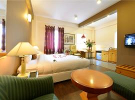 Hotel Photo: Golden Sun Villa Hotel