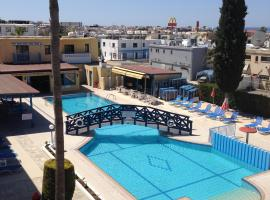 Kefalonitis Hotel Apartments Paphos City Republic of Cyprus
