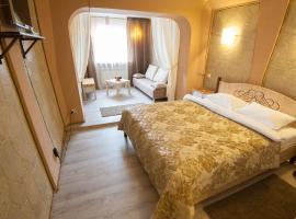 Hotel photo: Hotel Aviator Sheremetyevo