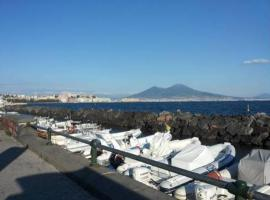 Mergellina Waterfront Naples Italy