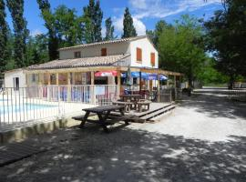 Camping Le Carpenty Ruoms France