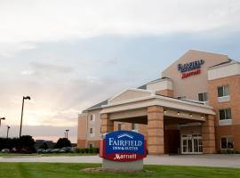 A picture of the hotel: Fairfield Inn & Suites Des Moines Airport