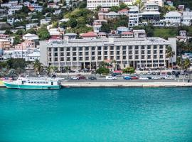 Windward Passage Hotel Charlotte Amalie Virgin Islands