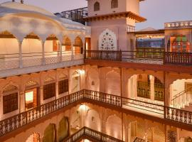 A picture of the hotel: WelcomHeritage Haveli Dharampura