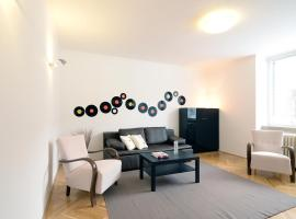 Hotel Photo: Premium Buda Castle Apartment