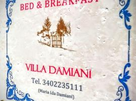 Hotel Photo: B&B Villa Damiani