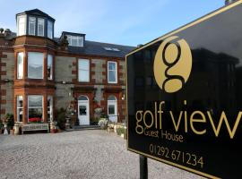 Golf View B&B Prestwick United Kingdom