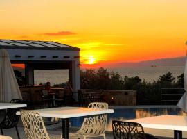 Louloudis Boutique Hotel & Spa-Adults Only Skala Rachoniou Гърция