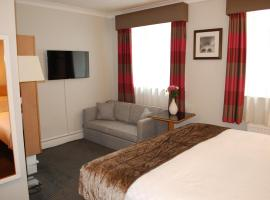 The Bloomsbury Park Hotel - A Thistle Associate London United Kingdom
