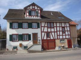 Hotel Photo: Bed and Breakfast Wegmann
