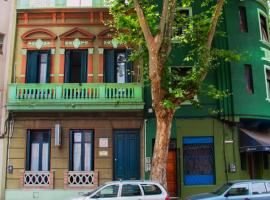 A picture of the hotel: Planet Montevideo Hostel