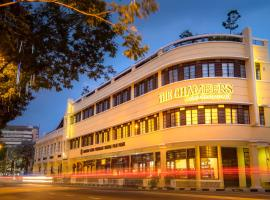 The Chambers Hotel George Town Malaysia