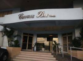 Touristation @ Crowne Bay Tower Parañaque Filippinerna
