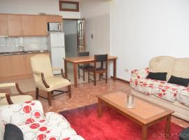 Palmarejo Square Apartment Praia Cape Verde