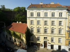 Apartments Vysehrad With Free Parking Prague Czech Republic