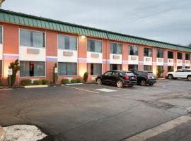 Econo Lodge Inn & Suites Williamstown USA