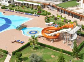 Apartments Orion City Avsallar Turquia