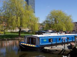 Castlerose Boat Stay Manchester United Kingdom