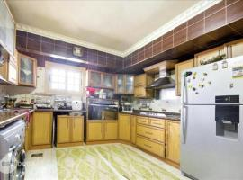 Two-Bedroom Apartment at Abbas El Akkad Street Cairo Ēģipte