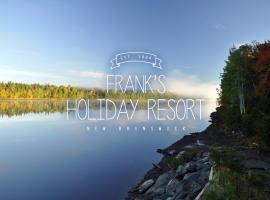 Frank's Holiday Resort Chelmsford Canada